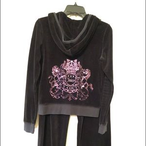 Juicy Couture Velour Sweat Suit